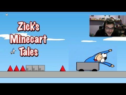 Rick's Minecart Tale - Hahahaha