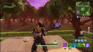 Fortnite - Secret Lab Beneath Wailing Woods?
