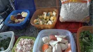 preparaao de comida p bebe parte 1