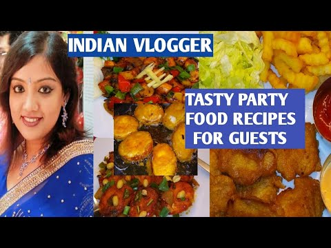 3 Easy Recipes For New Year Eve Party 2019 /special Indian Dinner Routine  For Guests/indian Vlogger