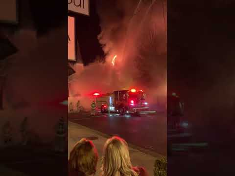 Valdosta Furniture and Mattress Fire in Valdosta 12/22/2018