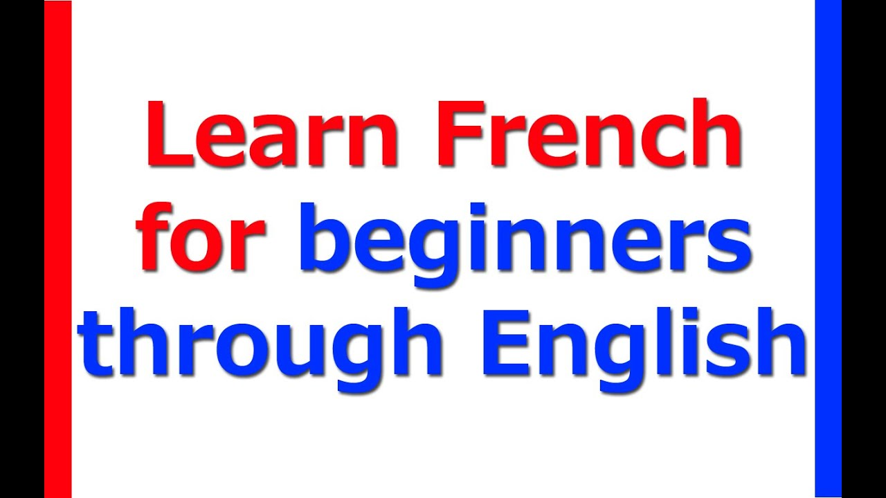 Learn French for free - Conversation Exchange