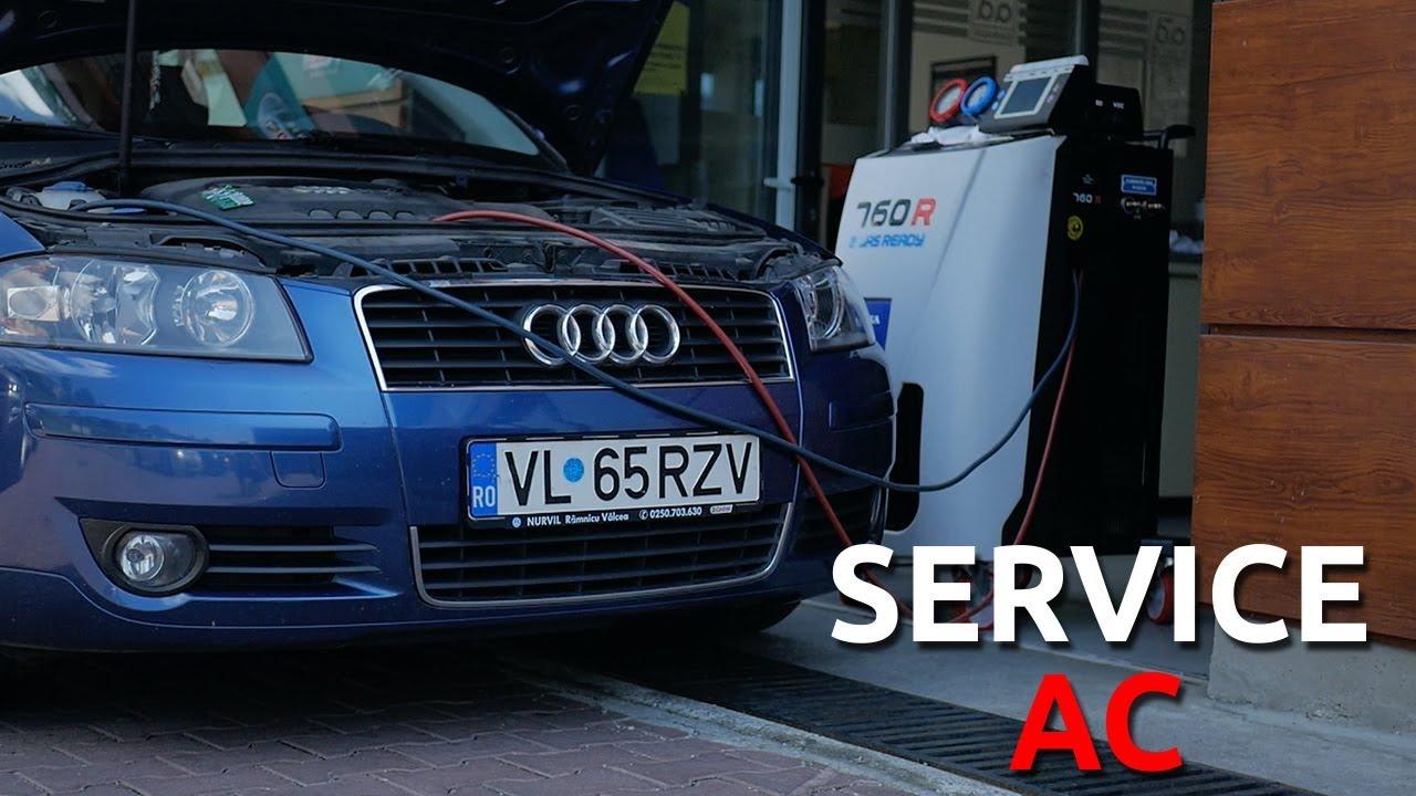 Instalatie AC - Service - Mentenanta + Cateva Lucruri Despre Sistemul AC