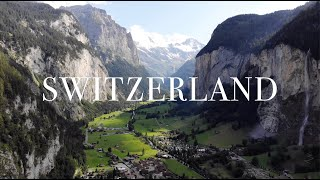 Switzerland in 4K