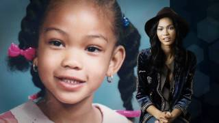 Before I Was a Supermodel: Chanel Iman