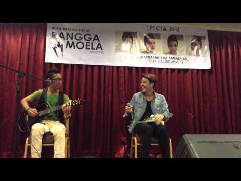 Rangga Moela - medley Senyum Semangat,Rindu Ini,STK,I Heart