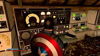 Captain America: Super Soldier Gameplay (Part 4 of 6)