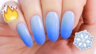 Diy Color Changing Nail Polish!
