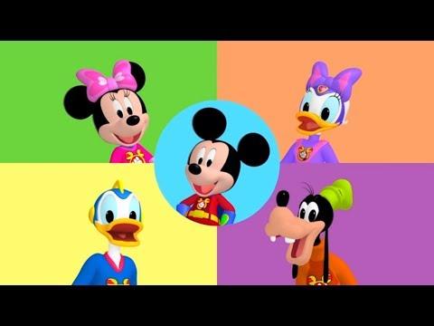 Сериал клуб микки мауса mickey mouse clubhouse