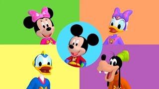 Клуб Микки Мауса - Суперприключение! Часть 1 - Мультфильм Disney Узнавайка | Сезон 5, Серия 1
