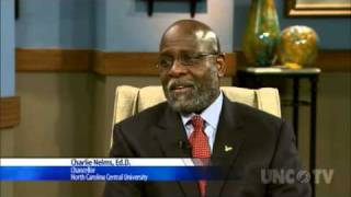 NC NOW | Charlie Nelms, Ed.D./Chancellor, North Carolina Central University | UNC-TV