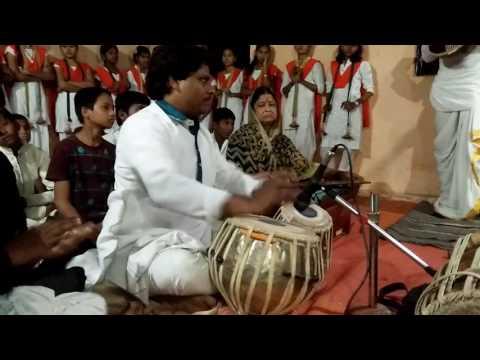 Balwantji Panchal tabla solo  by Pakhavaj  rela
