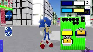Chaos emerald locations and all forms (roblox sonic universe)