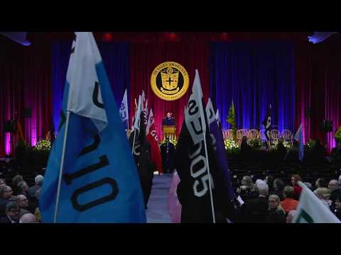 Full Video: The Inauguration of Rev. James...