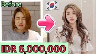 Aku pake HAIR EXTENSIONS yg biasa para ARTIS PERGI di KOREA