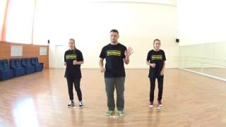 [ПОЛЕЗНОСТИ] #011 UPPER BODY: Back-Forward (Rocking) | HIP HOP DANCE LESSON