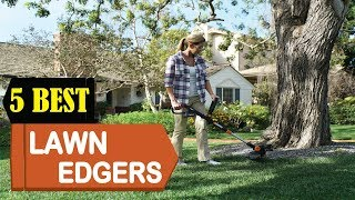 5 Best Lawn Edger's 2018 | Best Lawn Edger's Reviews | Top 5 Lawn Edger's