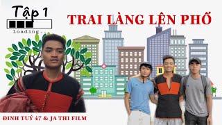 TRAI LÀNG LÊN PHỐ - Tập 1   Phim Hài Êđê   Cười Bể Bụng