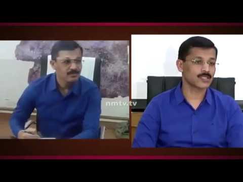 Dashing IAS Tukaram Mundhe takes charge as Nashik Municipal Commissioner