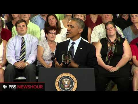 Watch President Obama Speak on the State of the Economy