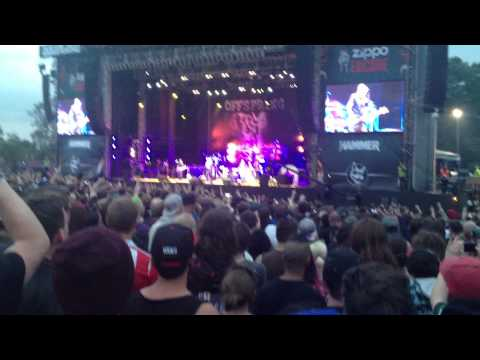 Offspring live @ Download 2014 (Time to relax and Nitro)