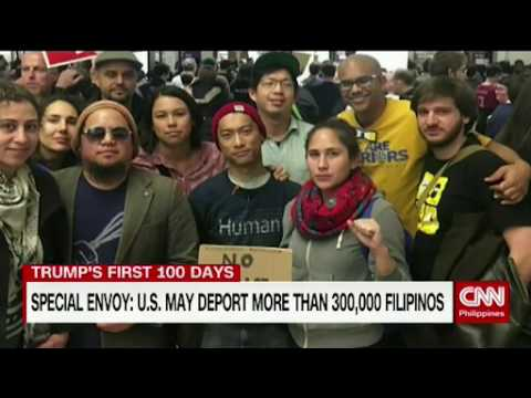 TRUMP: U.S. may deport more than 300,000 Filipinos