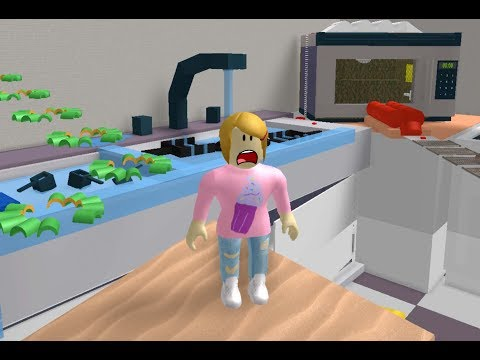 Roblox Escape The Kitchen With Molly!
