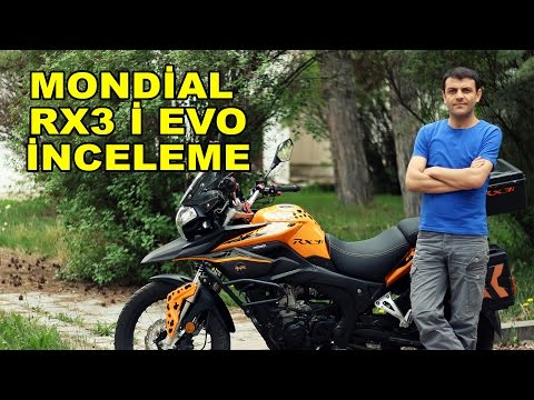 Mondial RX3i EVO Review   User Comment