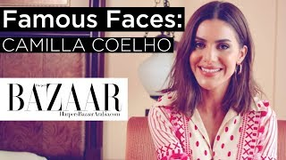 Baixar Famous Faces: Camila Coelho  | Harper's Bazaar Arabia