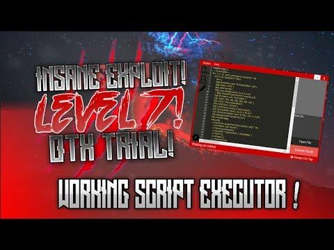 Qtx Roblox Exploit Free Omfg Op Asf Roblox Hack Exploit Qtx Trial Lvl 7 Working Script Exe Not Clickbait Youtube