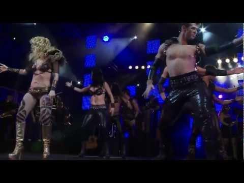 PRÉVIA OFICIAL - MEU ENCANTO DVD  BANDA CALYPSO EM ANGOLA  2012 ® (Sem Edição de Áudio e Voz)