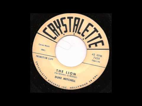 Duke Mitchell - The Lion