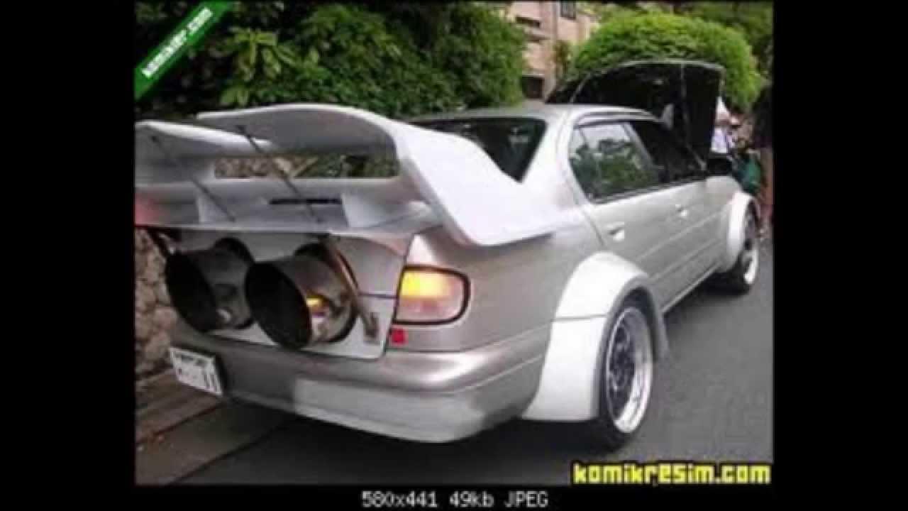 Krasse Autos