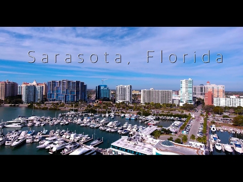 Sarasota, Florida in 4K!
