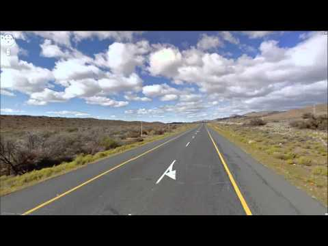 Western Cape: Google Street View Stop-Frame Animation