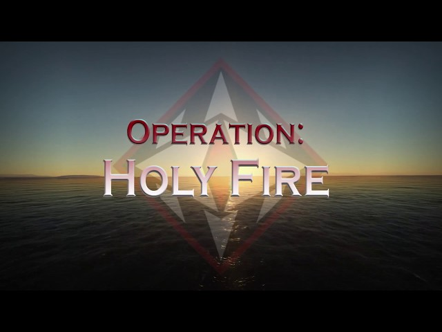 DCS Cinematic: Operation Holy Fire Pt 1