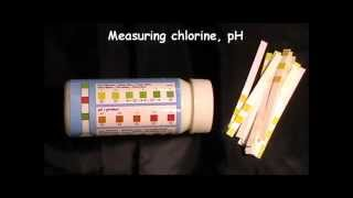 Swimming Pool Spa Test Strips For Testing Water Quality Outdoorleisuredirect Co Uk Youtube