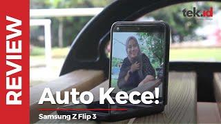 Samsung Z Flip 3, smartphone cantik dan canggih