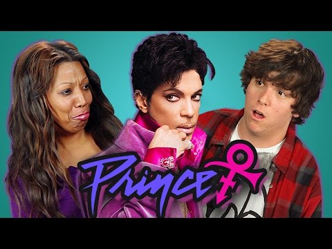 ADULTS REACT TO PRINCE Purple Rain When Doves Cry