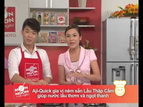 Hướng Dẫn Nấu Ăn Cách Nấu Món Lẩu Thập Cẩm - Món Ngon Mỗi Ngày HTV7