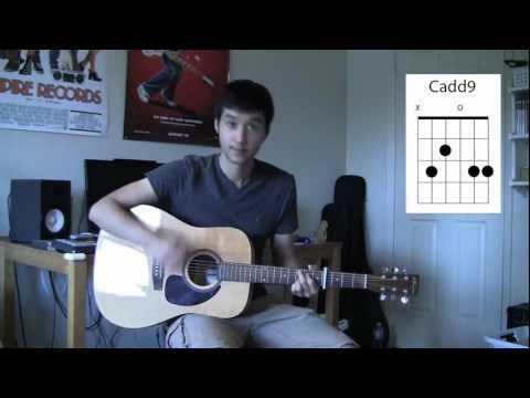 Payphone by Maroon 5 - Guitar Lesson