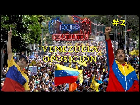 Power & Revolution | Venezuela Oposición | Episodio #2