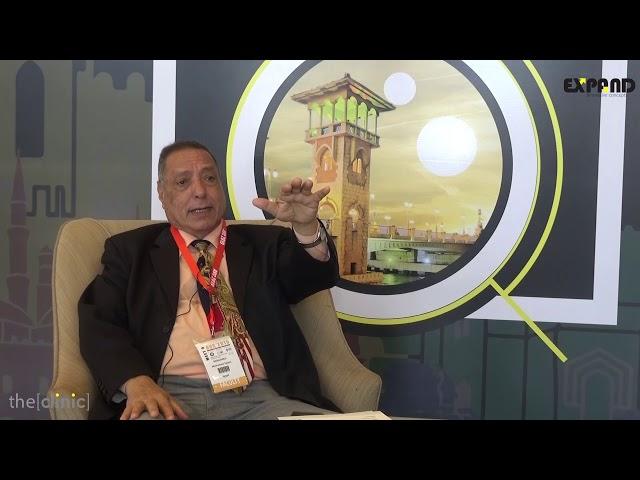 الأستاذ الدكتور محمد سالم يتحدث عن دوالى الساقيين