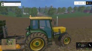 Farming Simulator 15 Tip #1 Cruise Control