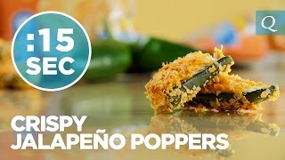 Jalapeno Poppers Recipe Ft. Quest Protein Chips - #15secondrecipe