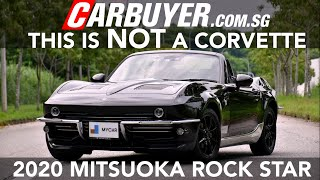 2020 Mitsuoka Rockstar Mini-Review: Corvette style with a Mazda drive?!