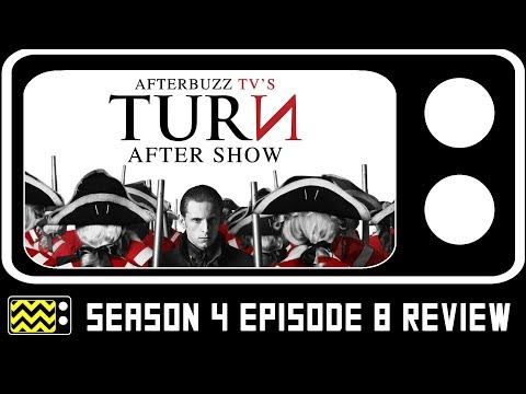 Turn Season 4 Episode 8  W Daniel Henshall  AfterBuzz TV