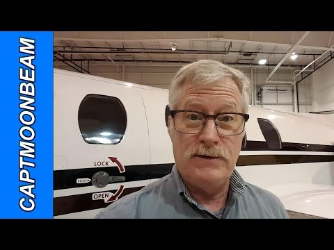 THEY SURPRISED US, Flying the Citation I to Iowa City, Pilot Vlog 130