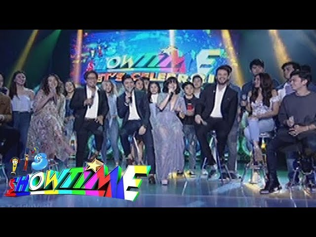It's Showtime: 2nd day of month-long eighth anniversary celebration