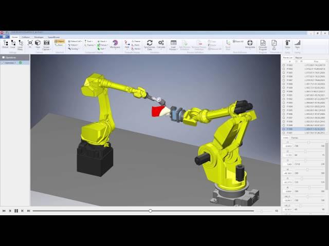 Robotmaster Application Video
